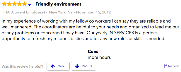 Selfhelp Community Services reviews Manhattan 1