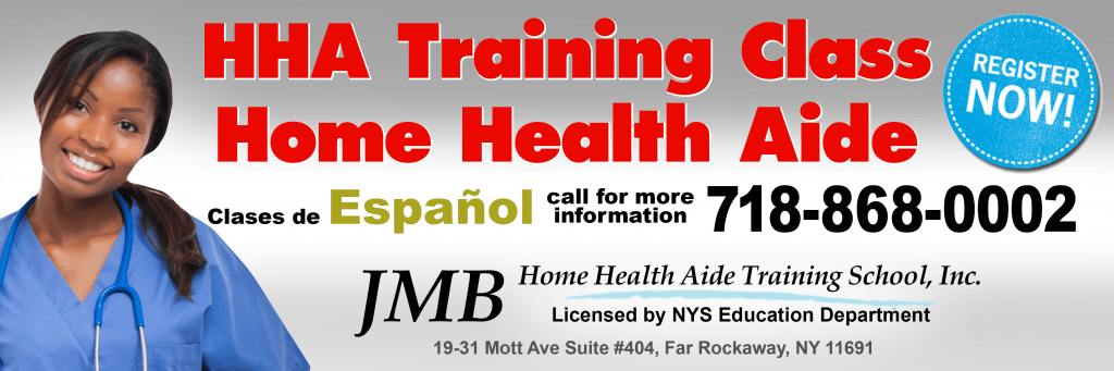 JMB Home Health Aide Training School