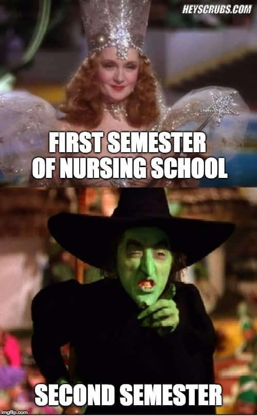 nursing school memes 17.1