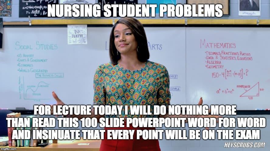 nursing school memes 23.1