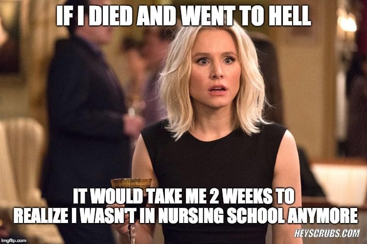 nursing school memes 28.1