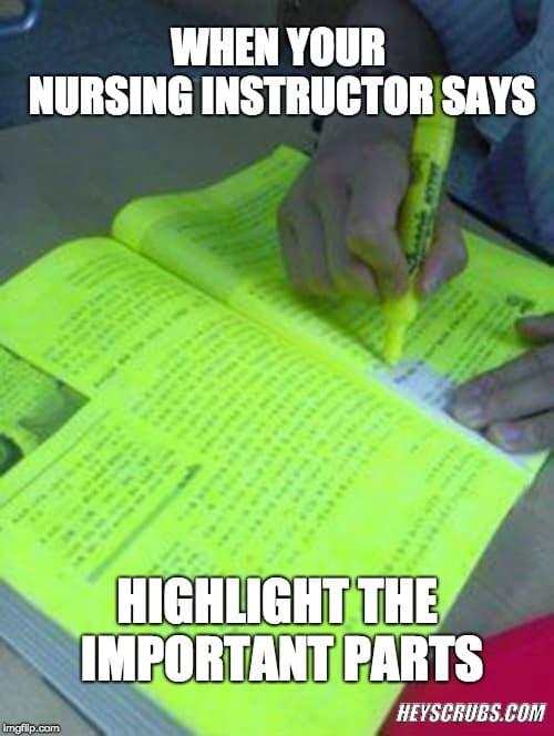 nursing school memes 34.1