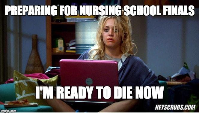 nursing school memes 35