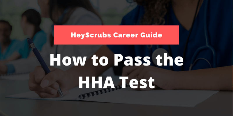 how to pass the hha test