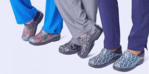 why do nurses wear clogs